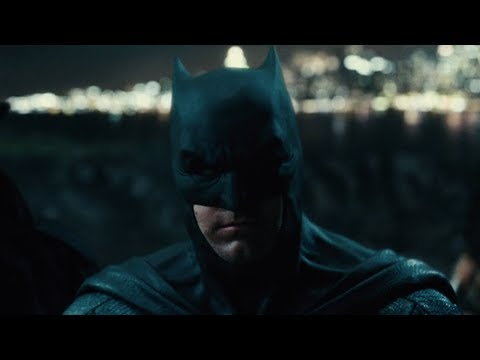 Justice League (Featurette 'Casting Batman')