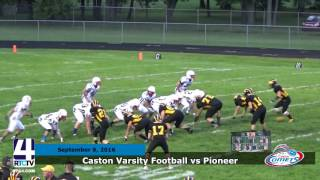 Caston Comets Football vs Pioneer Panthers