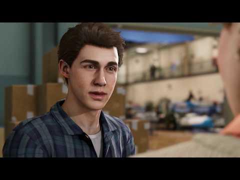 Mарвел'с Спидер-Mан — геймплейное видео