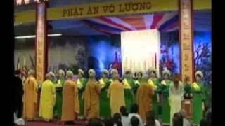 Lễ Khai Mạc Phật Ngọc Tại San Jose,California,Hoa Kỳ Phần 2(3/3)