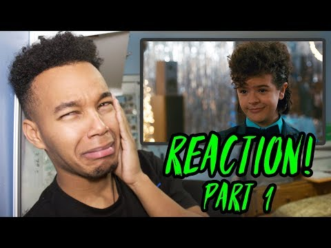 "Stranger Things Season 2 Episode 9 ""The Gate"" REACTION! (Part 1)"