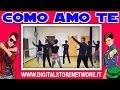 """Joey&Rina """" Come Amo Te """"    Impara i Passi    Balli di Gruppo 2014 Line Dance"""