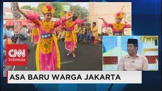 Video Asa Baru Warga Jakarta - Selamat Bekerja Anies Sandi MP3, 3GP, MP4, WEBM, AVI, FLV Oktober 2017