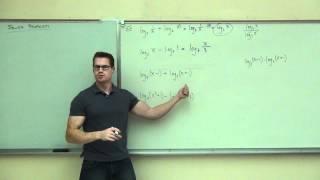 Intermediate Algebra Lecture 12.5