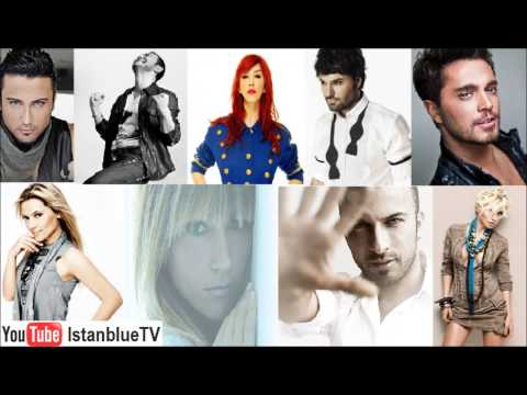 Türkçe Pop Müzik Mix 2013 HD YENI - Turkish Pop Music (видео)