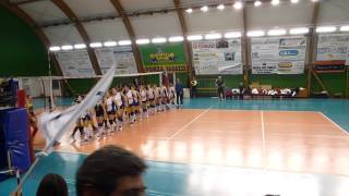 28/02/16 - Serie D: Volley Sei Rose Rosignano - Donoratico Volley