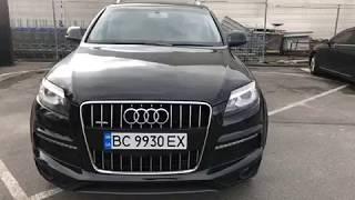 видео авто AUDI Q7 в кредит