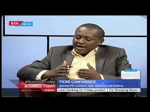 Business Today 26th August 2016 - [Part 3] - TICAD Conference - Transfer of Technology
