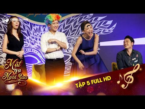 Mặt nạ ngôi sao Tập 5 full Trường Giang và Quang Vinh bị phạt