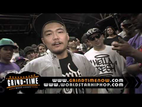 dumbfoundead - Visit us at: http://grindtimenow.net/ Battle of the Bay 5: PH (formerly Pumpkinhead) goes up against Koreatown/LA's own Dumbfoundead who will take home a vic...