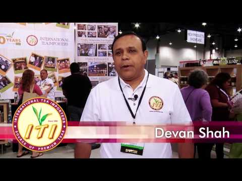 International Tea Importers at 2013 World Tea Expo