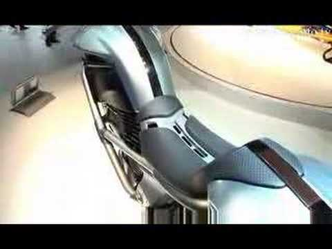 0 Fuel Cell Suzuki Crosscage Motor Bike
