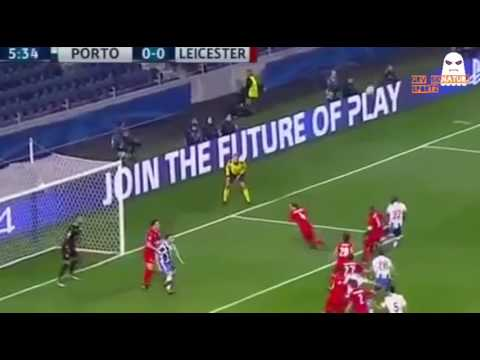 FC Porto vs Leicester City 5-0 full highlights| 2016 December