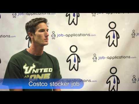 Costco Interview - Stocker