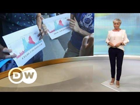 Выборы в Приморье: удар под дых системе Путина - DW Новости (19.09.2018)