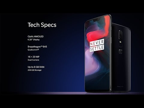 OnePlus 6 - My Thoughts on the 6.28
