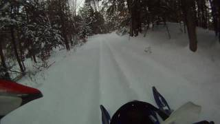 9. Curve XS Skis - RIDE THE CURVES - Powder