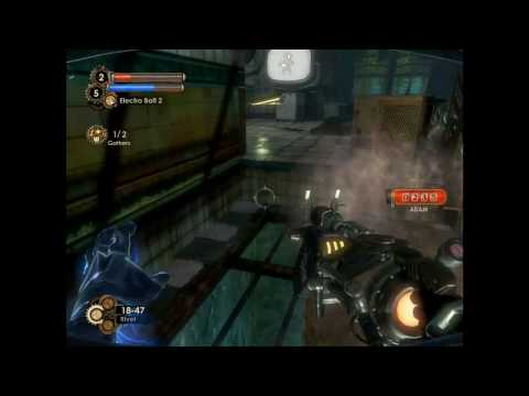 how to collect adam in bioshock 2