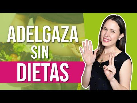 Dietas para adelgazar - 7 tips para adelgazar sin dietas