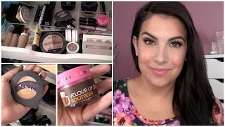TOP MAKEUP DRAWER   Shop My Stash June 2016 by Beauty Broadcast