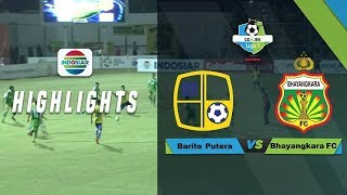 Barito Putera (3) vs (1) Bhayangkara FC - Full Highlight  | Go-Jek Liga 1 bersama Bukalapak