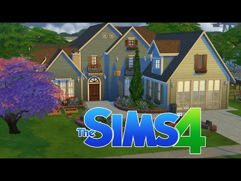 "My Dream Home! ""Sims 4″ (Build)"