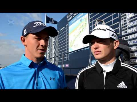 Ewen on European Tour Debut