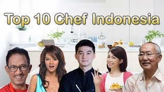 Video Inilah Top 10 Chef Indonesia Paling Terkenal ! MP3, 3GP, MP4, WEBM, AVI, FLV Mei 2019