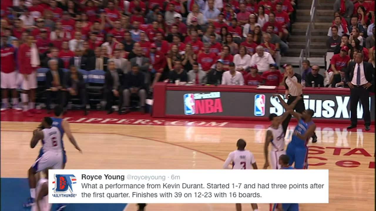 NBA Nightly Highlights: May 15th
