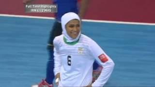 Video [Highlights] AFC Women's Futsal Championship Malaysia 2015 - Match #12 IR IRAN V MALAYSIA MP3, 3GP, MP4, WEBM, AVI, FLV Februari 2018