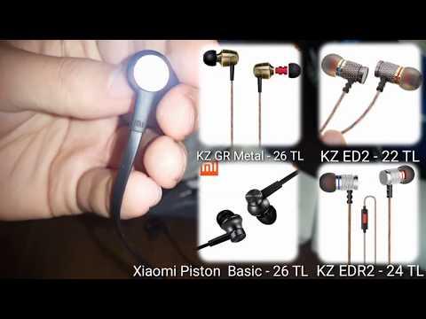 Xiaomi Piston Basic Kulak İçi Kulaklık İncelemesi - Efsane Kulaklık
