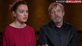 Video What Mark Hamill, Daisy Ridley say new 'Star Wars: The Last Jedi' trailer might reveal MP3, 3GP, MP4, WEBM, AVI, FLV Juli 2018
