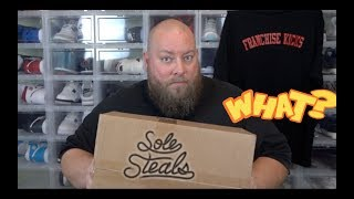 UNBOXING ANOTHER $25 MYSTERY PAIR OF SNEAKERS FROM SOLE SUPREMACY + Next Beater Box Coming Soon....
