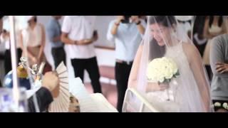 مقاطع فيديو رومانسية - فتاة تتمسك بالزواج من حبيبها قبل وفاته بـ10 ساعات