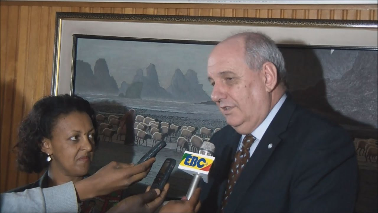 Ο Υφυπουργός Εξωτερικών Τέρενς Κουίκ πραγματοποίησε επίσκεψη στην Αντίς Αμπέμπα