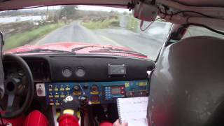 Stage 9 Midland Stages Rally 2013