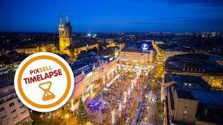 Zagreb Best European Christmas Market 2018