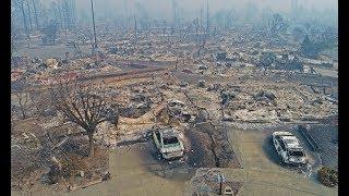 В погибшем городе Санта Роза можно снимать промо-ролик про апокалипсис