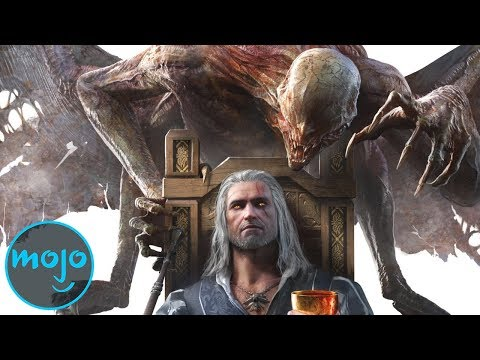 Another Top 10 Best Video Game DLCs & Expansions (видео)