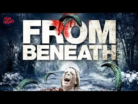 FROM BENEATH (2012) Full Movie | HORROR MONSTER MOVIES COLLECTION