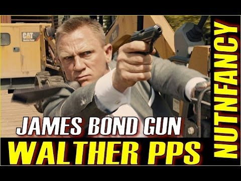 Walther PPS: What James Bond Should Use