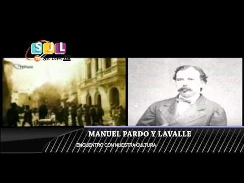 Manuel Pardo y Lavalle  CULTURIZARTE
