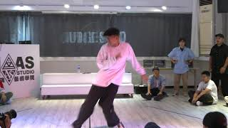 Gingi – Brochill Popping Battle vol.1 Judge Solo