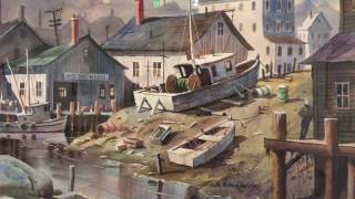The incredible Hilbert Museum down in Orange County is one of the greatest collections of the California Watercolor movement. This video features work by Lee Blair, Dong Kingman, Art Riley, Rex Brandt, Ralph Hulett.