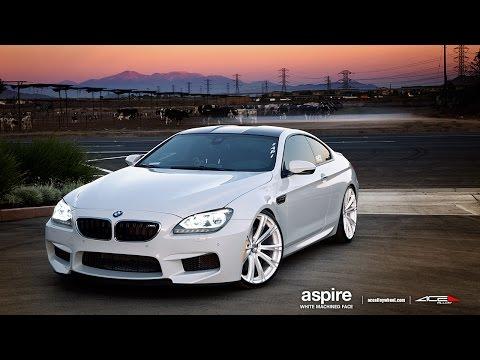 BMW M6 on 22
