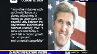 The Business Response to Climate Change - Matthew Banks - 11/11/08