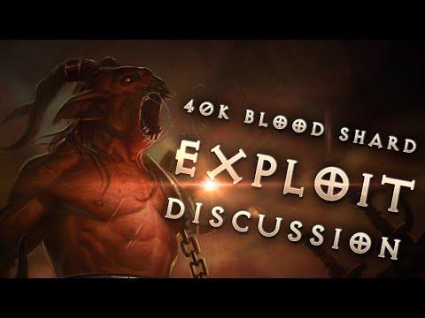 Huge Exploit: 40,000 blood shards per hour in Diablo 3: Reaper of Souls Patch 2.2