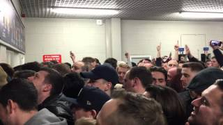May 5, 2016 ... When Tottenham f**ked it up, we gonna have a party .... West Ham fans on the nBoleyn Ground concourse, big party! - Duration: 13:20. Slavomír ...