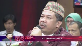 Video Fahri hamzah dalam ILC Mendaulat UAS MP3, 3GP, MP4, WEBM, AVI, FLV Agustus 2018