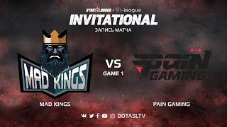Mad Kings против Pain, Первая карта, SL i-League Invitational S4 Южноамериканская Квалификация